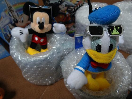ミッキーマウス・ドナルドダック