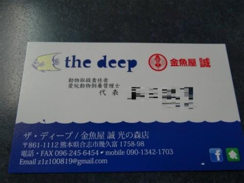 the deep金魚屋誠