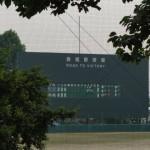 野球の練習試合